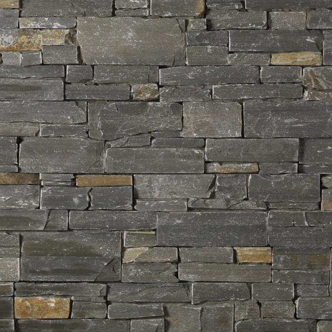 Parement LAURENTIDES, quartzite pointe colorée