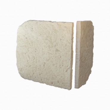 Demi-chaine d'angle MANOIR ton pierre